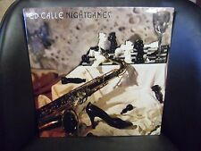 Ed Calle Nightgames Sealed LP 1986 Jazz Epic Records