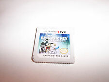 Epic Mickey Power of Illusion (Nintendo 3DS) XL 2DS Game