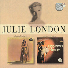 About The Blues/London By Night [Remaster] by Julie London (CD, Oct-2001, Emi)