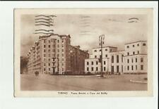 torino piazza bernini e casa del balilla