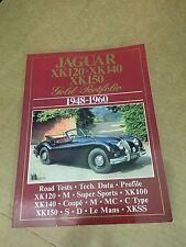 Jaguar XK120 XK140 XK150, 1948-1960 by R. M. Clarke (1989, Paperback)