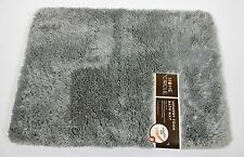 Home Circle Memory Foam Bath Mat Rug 17 X 24 Inch, Non-slip Backing, Super Soft