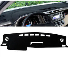 Inner Dashboard Dash Mat DashMat Sun Cover Pad For TOYOTA RAV4 2013 2014 2015