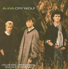 A-Ha - Cry Wolf (Collectors Limited Edition - Fold-Out Pict. Bag) (Vinyl-Single)