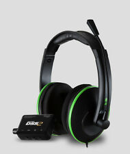 Ear force dxl1 Black Headband Headsets  (For Xbox 360)  *new,sealed*