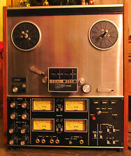 TEAC Vintage 3340 Simul-Sync Reel to Reel Tape Deck Not Working or For Parts