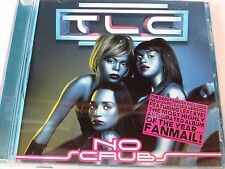 "TLC - ""No Scrubs"" *RARE* (1 track PR CD Single)"