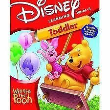 Video Game PC Disney Learning Toddler Winnie the Pooh BIG BOX MAC NEW SEALED