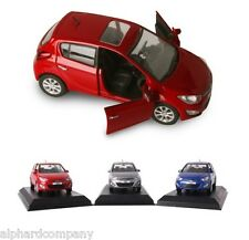 [HYUNDAI BrandCollection] i20 Diecast Model Car 1:38 Mini Car Toy