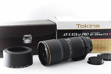 TOKINA AT-X PRO 80-200mm f/2.8 AF Lens for Pentax w/case hood [Very Good]