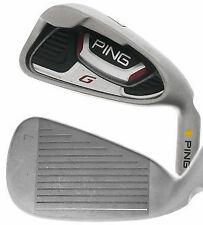 PING G20 Iron Set  7-pw black dot regular flex graphite