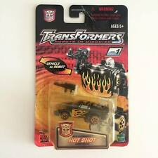 "Vintage TRANSFORMERS RID Spy Changers "" HOT SHOT "" Autobot - Rare"