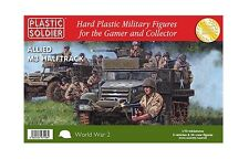 Plastic Soldier Company BNIB 1/72nd M3 Halftrack WW2V20012