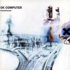 Radiohead OK COMPUTER 3rd Album 180g GATEFOLD New Sealed Vinyl Record 2 LP