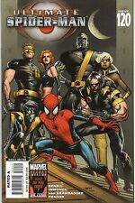 MARVEL COMICS ULTIMATE SPIDER-MAN #120