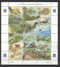 Micronesia 1993 Nature/Boat/Fish/Bat 18v sht (s1716)