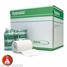 GYPSONA PLASTER OF PARIS 15cm x 3.5meters -12rolls