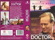 The Doctor, William Hurt Video Promo Sample Sleeve/Cover #10344