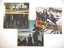 Unique Lot de 3 CD Single ▬ SKUNK ANANSIE ▬ Port GRATUIT