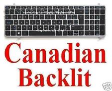 HP Envy Sleekbook m6-k010dx m6-k088ca Keyboard - Canadian CA Backlit