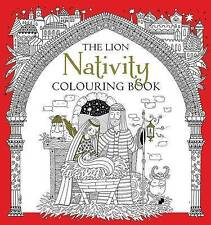 THE LION NATIVITY COLOURING BOOK / ANTONIA JACKSON 9780745976174