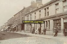 rp10465 - Commercial Street , Batley , Yorkshire - photograph 6x4