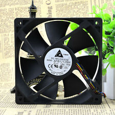 2pcs Delta fan AFB1212SH 12CM 12025 12V 0.80A Cooling Fan Good Quality