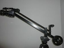 Compact Movie Camera Jib Crane for Video Film with Auto/Manual Mode