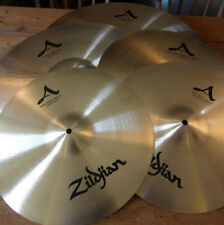 Zildjian FREE UK&EU SHIPPING A Avedis Big Cymbal Set Pack 23 Sweet Ride FREE 18""