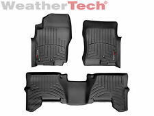 WeatherTech® Floor Mats FloorLiner for Nissan Xterra - 2005-2015 - Black