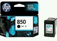 hp 850 black ink Cartridge c9362zz With 1 year Warranty