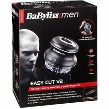 BaByliss 7545U Easy Cut V2 Hair Clipper and Trimmer for Men w/ Accessories Set