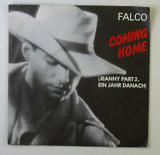 """7"""" Single - Falco - Coming Home (Jeanny Part 2 - S716 - washed & cleaned"""