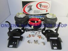 Suits Toyota Hilux 4WD 05-13 Raised Height FIRESTONE RIDERITE Air Bag Kit