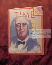 TIME February 1 1982 Fed 2/1/82 NEW DEAL FEDERALISM Ronald Reagan Leather Chic