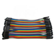 120pcs Dupont Wire Male to Male Male to Female Female to Female Jumper Cable HF