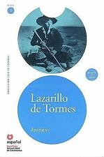 Lazarillo de Tormes (Libro + CD) (Leer En Espanol Level 3) (Spanish Edition)
