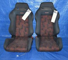JDM RECARO LANCER EVOLUTION V EVO5 RECARO SEATS RHD OEM EVOV CP9A