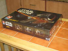 "RARE !!! (NEW)   STAR WARS  AMT ERTL  ""SLAVE 1""  MODEL KIT No 38306  Scale 1/85"