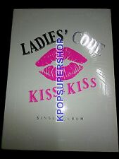 Ladies Code Kiss Kiss Single CD Great Autographed Booklet Fan Signing RARE