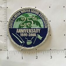 South Florida Winter Guard Association Patch - 25th Anniversary 1980-2005