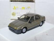 Heco 120-T2 1/43 Renault 19 Chamade Sedan Resin Handmade Car Model