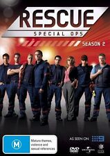 Rescue Special Ops : Season 2 (DVD, 2011, 4-Disc Set)