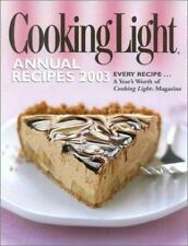 Cooking Light Annual Recipes 2003 by Sunset Books Staff (2003, Hardcover)