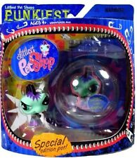 "Littlest Pet Shop ""PUNKIEST Series"" Special Edition Iguana."
