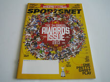 DECEMBER 16/2013 SPORTSNET MAGAZINE FEATURING THE 3RD ANNUAL AWARDS ISSUE
