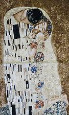 Arazzo da parete Gobelin di Italy Gustav Klimt L´Albero BACIO LUCCICANTE 115x70