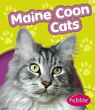 Maine Coon Cats-ExLibrary