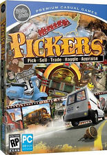 PICKERS Rusted Gold Hidden Object Seek Find PC Game for Windows XP/Vista/7 - NEW