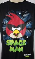 NWT Angry Birds Space Men's Short Sleeve T-Shirt Size L